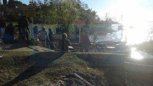 Los Vargas son una familia de pescadores que trabaja en la zona hace 35 años.