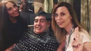 Una periodista acusó a Diego Maradona de acoso sexual