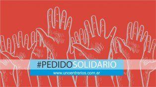 Se necesitan 45 dadores de sangre para Susana Altimora de Reynoso