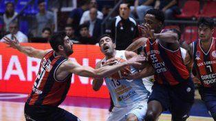San Lorenzo y Regatas mano a mano por el título en la Liga Nacional