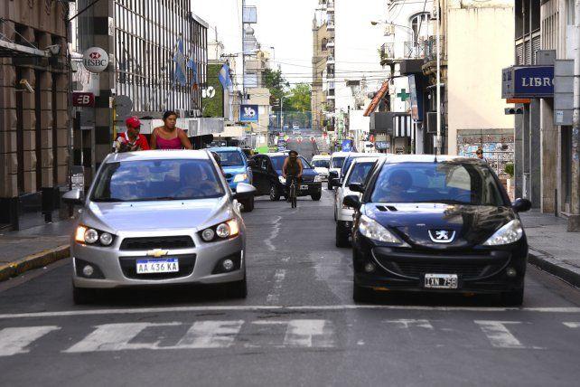 Toda la planificación urbana del mundo es para los coches; la gente no importa