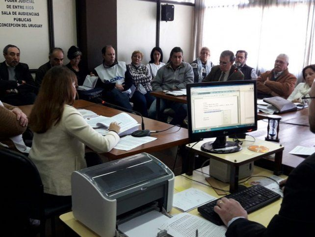 Elevaron a juicio oral la causa en la que se investiga la fumigación de campos aledaños a la Escuela Nº 44