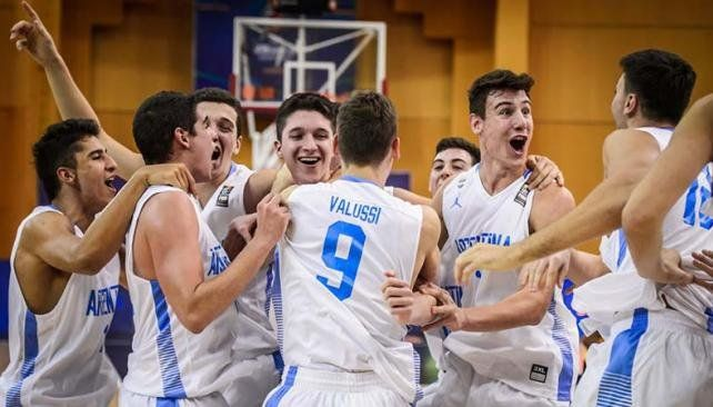 Argentina derrotó a Nueva Zelanda y está en octavos del Mundial U19