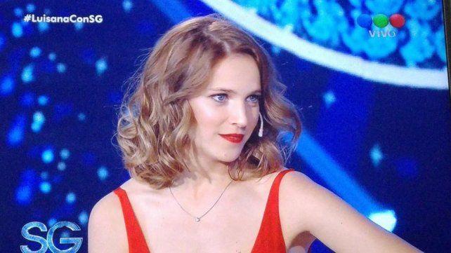 Luisana vuelve a la tele con el testimonio más esperado