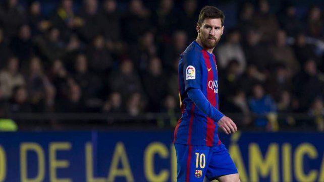 Lionel Messi seguirá en el Barcelona hasta 2021