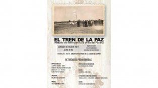 La historia del tren de La Paz, contada por sus antiguos operarios y recreada por los más chicos