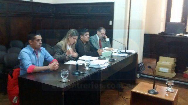 Los acusados viajaron desde Misiones con un camión cargado con seis toneladas de droga escondida en aserrín. Los detuvieron en Villaguay.