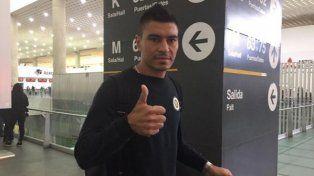 El entrerriano Paolo Goltz llegará a Argentina para sumarse al Xeneize