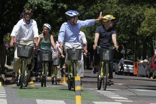 El Gobierno designó a una Directora de Movilidad en Bicicleta