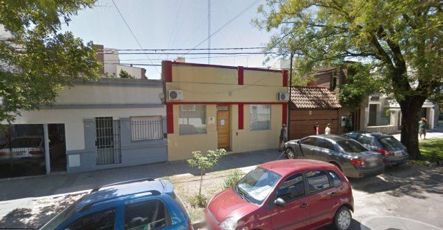 ImagenStreet View.