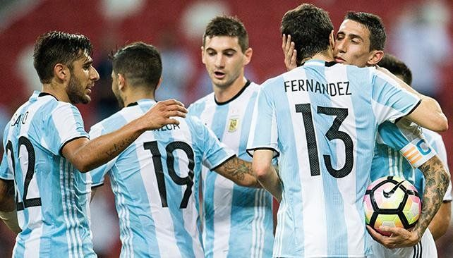 Argentina bajó al tercer puesto del ranking mundial