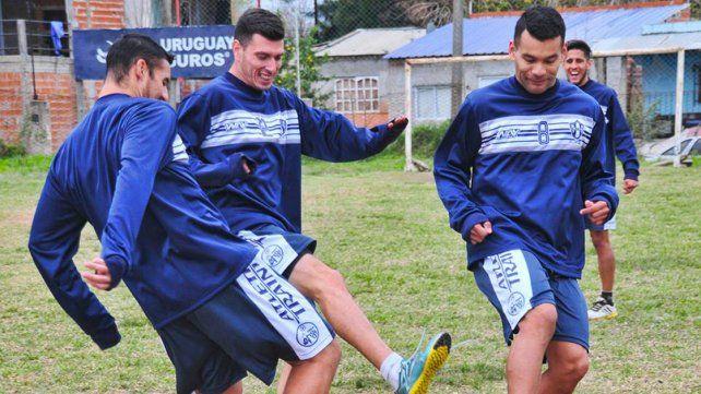 Atlético Uruguay tiene todo listo para el debut ante Libertad