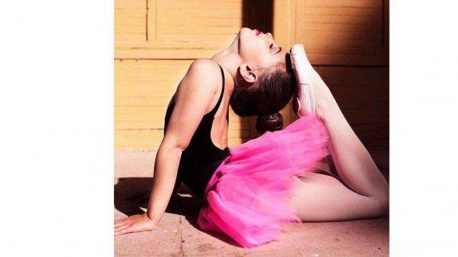 Una contorsionista paranaense brilló en Showmatch