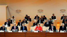 en el marco del g20, macri pidio atencion ante la violacion de los derechos humanos en venezuela