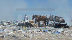El objetivo es disminuir la cantidad de residuos que tienen el Volcadero como destino final.