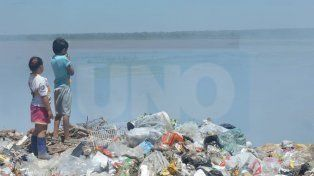 Humo del volcadero se siente en gran parte de Paraná: ¿Tiene solución?