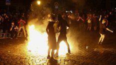 anti g-20: 159 policias heridos y 45 personas detenidas en protestas