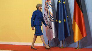 #G20: Theresa May canceló la audiencia con Mauricio Macri