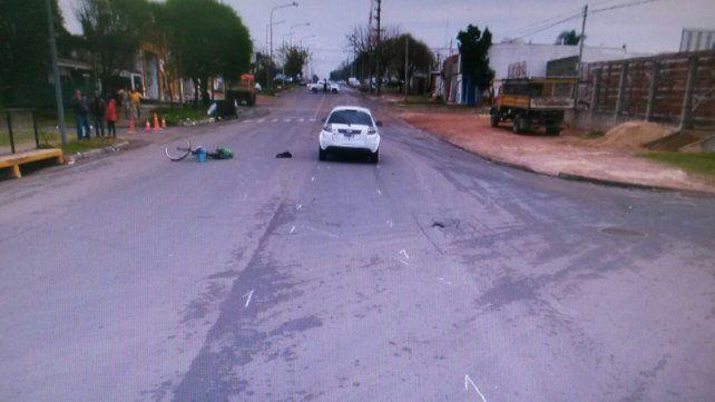 Todos las reformas que hicieron en Blas Parera fueron pensadas para los autos. Foto PER.