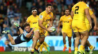 Gran triunfo de los Jaguares en Australia
