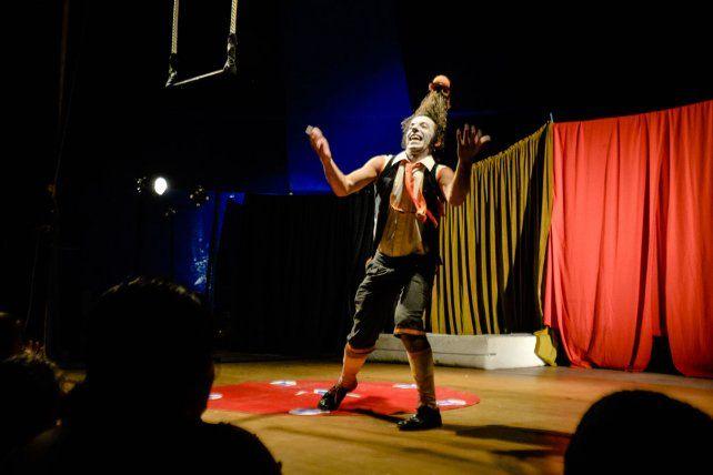 Vuelve la carpa de circo con shows y varietés