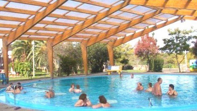 Termas, espectáculos y ferias son los atractivos para las vacaciones