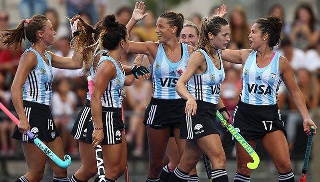 Las Leonas ganaron en el debut del World League