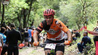 Leandro Factur Pasgal entrena y organiza: todo por amor a la bicicleta