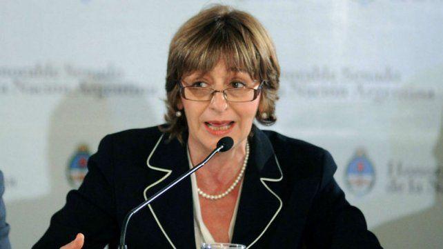 Licitación simulada. El juez consideró acreditada la acusación contra la fiscal Gils Carbó.