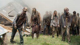 Falleció el actor que hacía la voz de los zombies en The Walking Dead