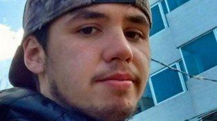 Claudio Javier Ayuso tenía 18 años.