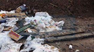 En Paraná cobrarán multas por dejar basura en lugares indebidos