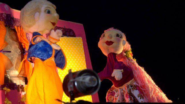 FEI. El teatro para niños acapara la atención en Paraná.