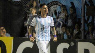 Independiente tiene en la mira al entrerriano Fernando Zampedri