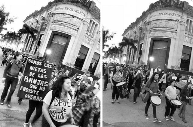 Foto gentileza Asamblea de Género.