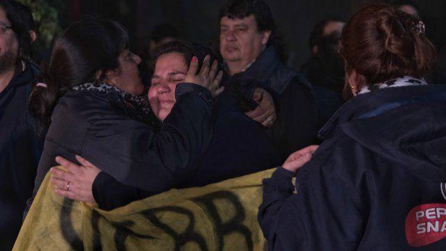 La Nueva Izquierda se manifestó en la plaza 1° de Mayo de Paraná por la represión en Pepsico