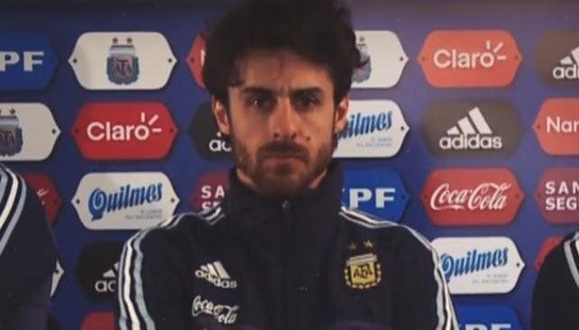 Pablo Aimar fue confirmado como DT de la selección Sub 17