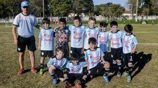 Belgrano categoría 2009 FotoUNOMateo Oviedo