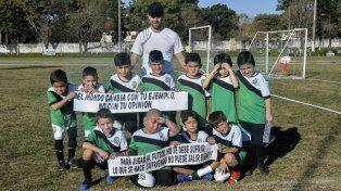 EFI 2007 en la tercera edición del torneo. FotoUNOMateo Oviedo