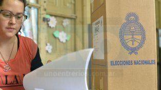 ¿Qué pasa si no concurro a votar en las PASO?