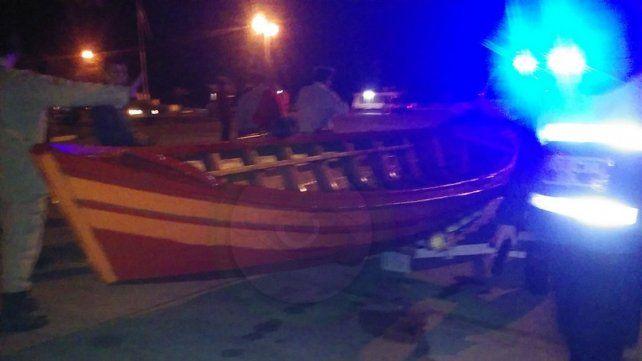Sin rastros de los pescadores de La Paz a nueve días de su desaparición
