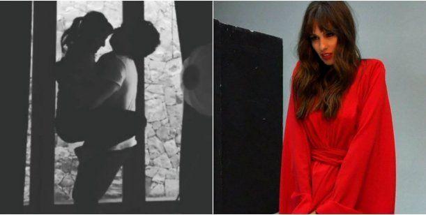 Pampita mostró el primer afiche de Desearás al hombre de tu hermana, su debut erótico en cine