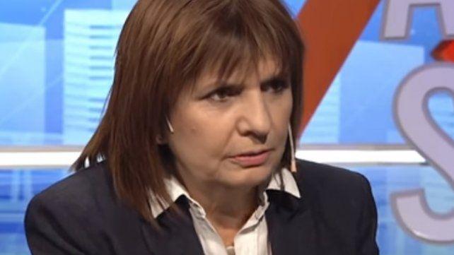 Patricia Bullrich dijo que los grupos de izquierda hacen cerrar empresas