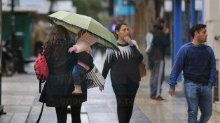 Sábado con probabilidad de lluvias y tormentas con una máxima de 21 grados