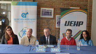 Los dirigentes dieron detalles de la competencia que arranca el lunes.