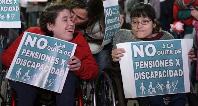 Gobierno apeló cautelar que ordenó restablecer las pensiones por discapacidad