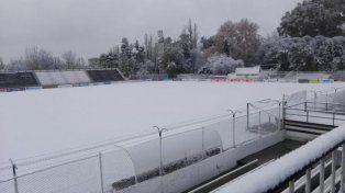 El ascenso a la B Nacional se define entre la nieve