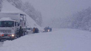 Bariloche registró la temperatura más baja de su historia: -25,4 grados centígrados