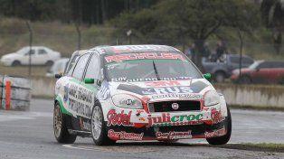 El piloto de Paraná está tercero en el campeonato de la C3 con 144