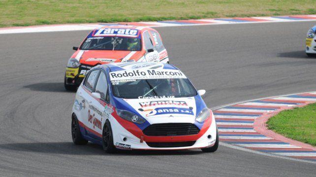 El piloto de Crespo marcha sexto en la tabla con 107 unidades en la C2.
